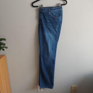 Lucky Brand Ginger Straight Leg jeans